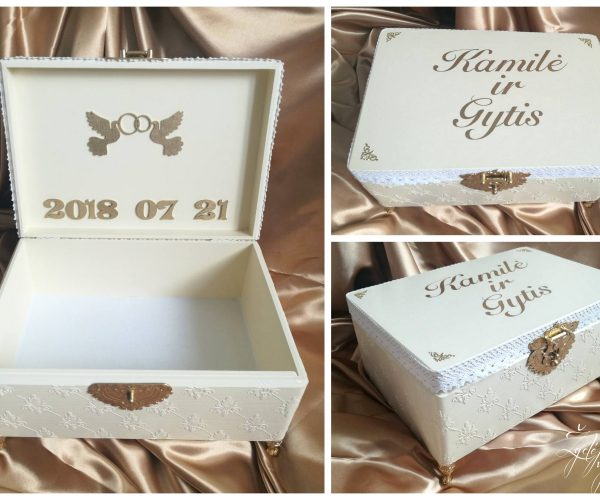 Palinkėjimų dėžutė
